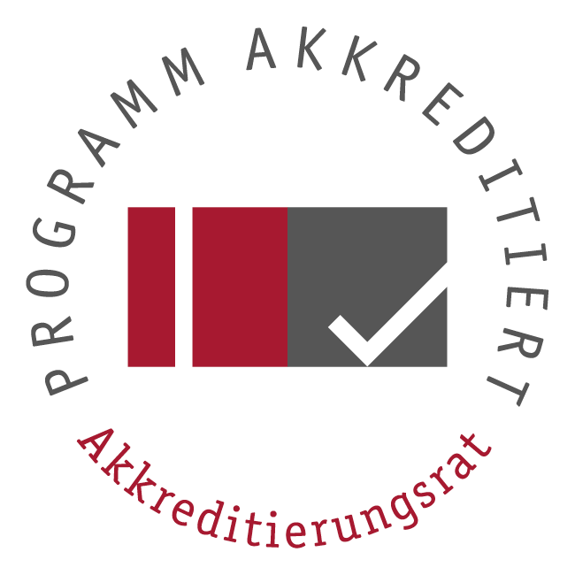 Siegel Akkreditierung